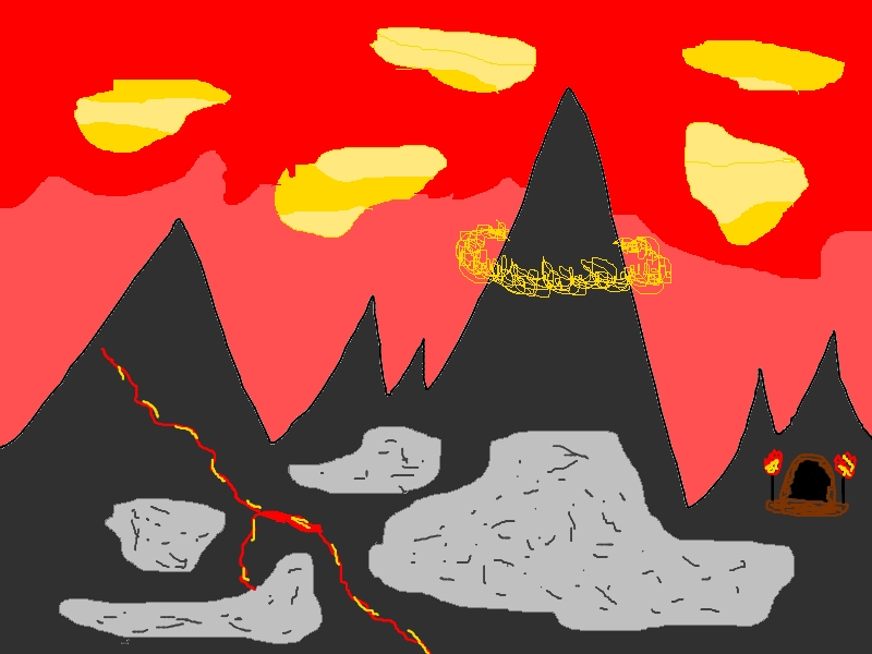 Hell Mountains